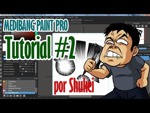 Medibang Paint Pro - Primeros pasos - por @Shukeiart