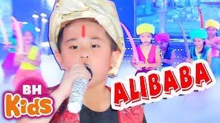 ALIBABA ♫ Bé KUPO ♫♫ Nhạc Thiếu Nhi REMIX Sôi Động