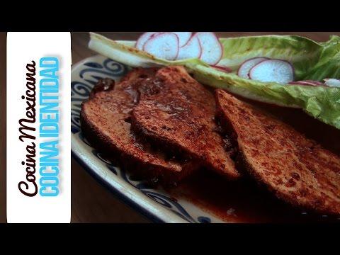 ¿Cómo preparar Pierna Enchilada? Recetas de pierna para navidad. Yuri de Gortari