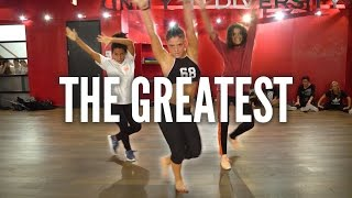 Download Lagu SIA - The Greatest | Kyle Hanagami Choreography Gratis STAFABAND