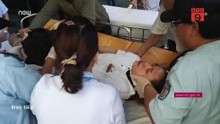 Nối thành công cánh tay nữ sinh trong tai nạn đèo Hải Vân   VTC9