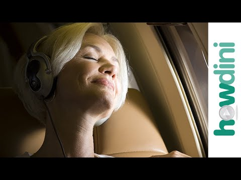 How to de-stress air travel