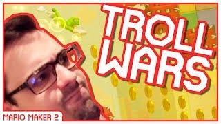 Jedi Wars 7: The Trolls Awaken [Super Mario Maker 2]