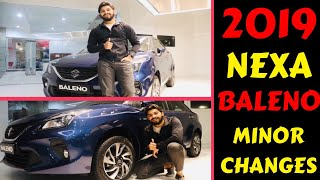 2019 NEW BALENO FACELIFT | FEATURES | INTERIOR | Rahul Singh
