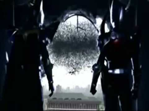 Kamen Rider Ryuki (Dragon Knight) VS. Kamen Rider Ryuga (Onyx)