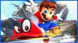 MARO RETURNS!!! | Mario Odyssey Gameplay (Part 1)