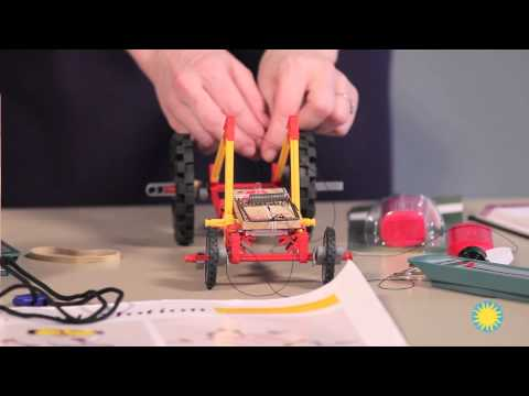 Experimenting with Forces of Motion– The Mousetrap Car