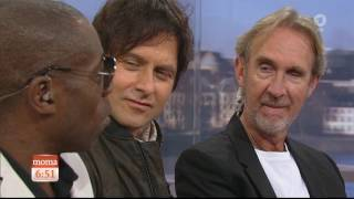 Mike & The Mechanics - The Best Is Yet To Come (ARD-Morgenmagazin - 20170-06-16)