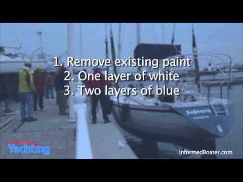 Ablative Paints - Canadian Yachting's Ask the Experts with Rob MacLeod