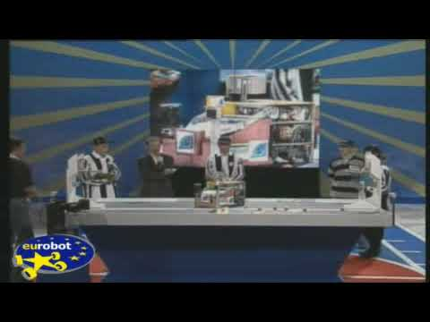 Eurobot Russian promotion video 2009