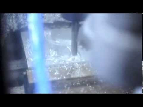 Industrial Robot CNC Milling Aluminum