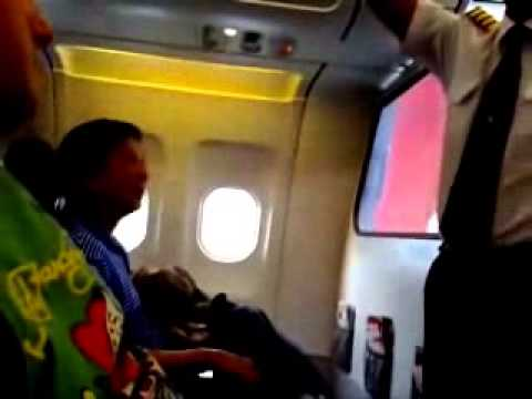 Video Jatuhnya Air Asia