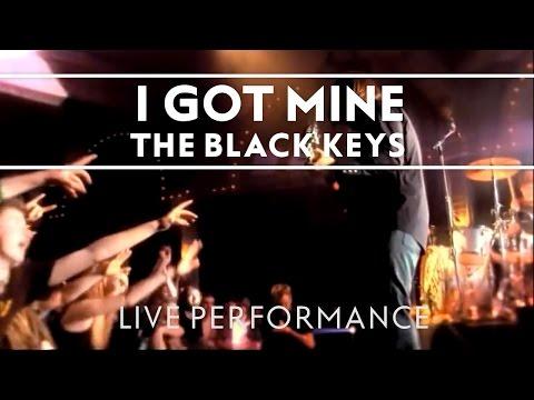 The Black Keys - I Got Mine (Live @ The Crystal Ballroomd)