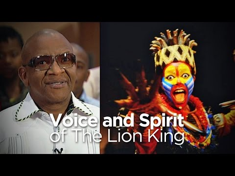 Composer Of The Lion King's South African Music Speaks video