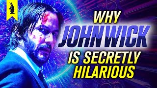 JOHN WICK's Secret Layer of Comedy – Wisecrack Edition