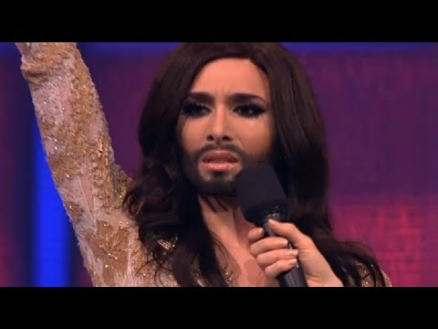 ESC Winner 2014 | Conchita Wurst - Rise Like A Phoenix [Austria] Gewinner Review Video + Übersetzung