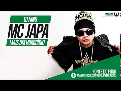 MC Japa - Mais Um Homicídio - Música nova 2014 (Dj Nino) Lançamento 2014