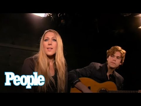 Colbie Caillat Performs Her Song 'Brighter Than the Sun'  | People