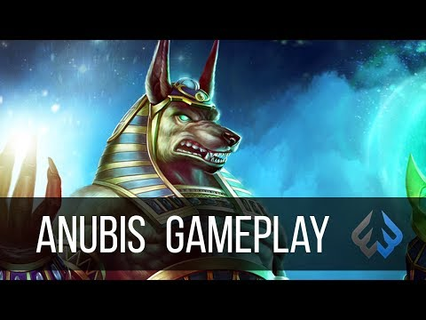 Anubis: INSANE FULL HP DAMAGE BUILD. TRY TO KILL ME NOW! - Smite