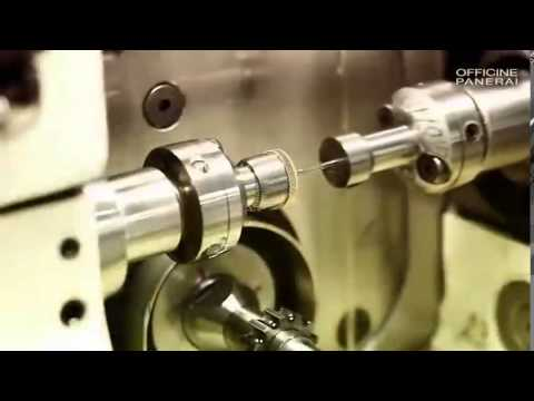 Officine Panerai Movement components production steps