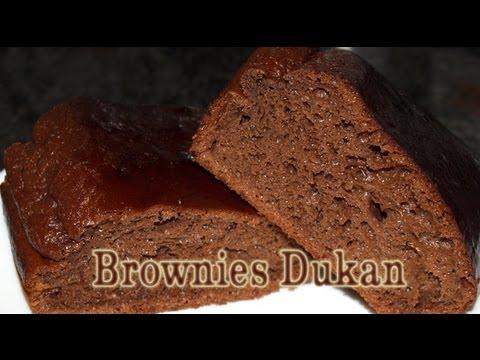 Brownies Dukan - Receta Fase Crucero