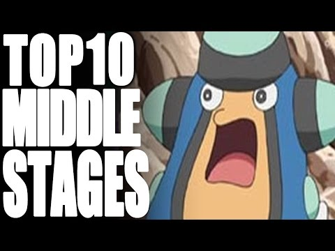 Top 10 Middle Evolution Pokémon video