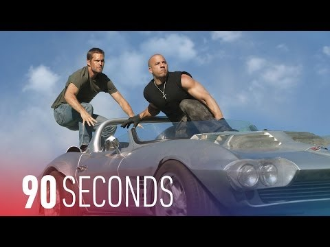 Paul Walker's brothers step in to finish 'Fast 7': 90 Seconds on The Verge