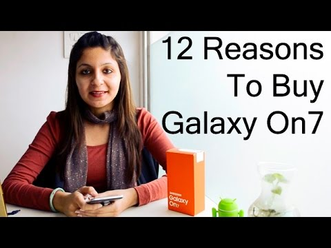 12 Reasons To Buy Samsung Galaxy On7- Crisp Review