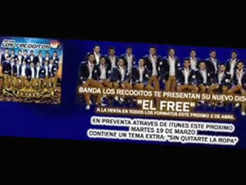 Banda Los Recoditos Cd completo 2013