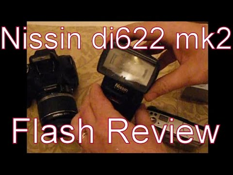 A Flash Of Inspiration: The Nissin di622 mk 2 Canon Speedlite Review