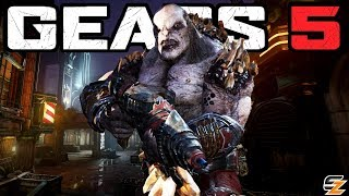 104 ELIMINATIONS! - GEARS 5 Multiplayer King of the Hill Gameplay FULL MATCH!
