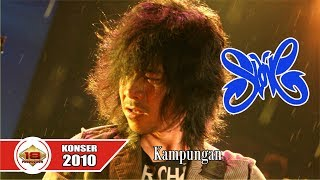 """KEREN BUANGETT !!! """"SLANK"""" - KAMPUNGAN (LIVE KONSER CIBUBUR 17 DESEMBER 2010)"""