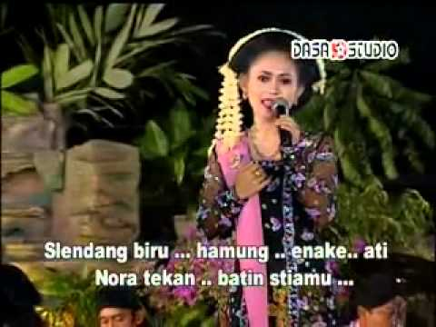 Sangga Buana Slendhang Biru video
