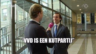 Baudet: 'VVD is een kutpartij'