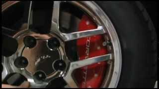MGP Caliper Covers Chevy Corvette Z06 Installation.flv