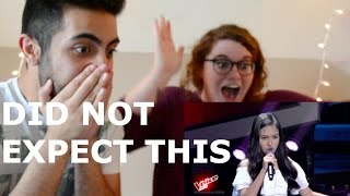 THE VOICE TEEN PHILIPPINES BLIND AUDITION: MICA BECERRO'S QUEEN OF THE NIGHT (REACTION)