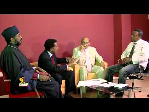 ESAT Tukirt with London St  Mary of Debre Tsion Ethiopian Orthodox members part one   ESAT Tube