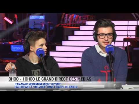 The Voice - Olympe : 