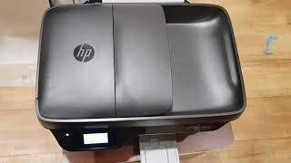 HP DeskJet Ink Advantage 3835 - Unboxing, Setup and Feature Demonstration(Hindi)