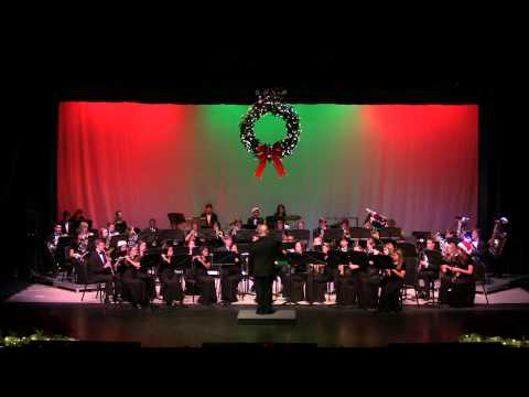 God Rest Ye Merry Gentlemen - Milton High School Symphonic Band