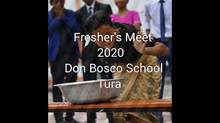 Fresher's||Social||Don||Bosco||School||Tura||2019