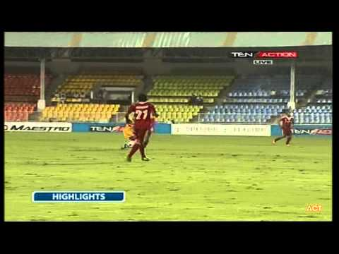 Hero I-League 2015 Pune FC (1) vs Royal Wahingdoh (0) 28-2-2015