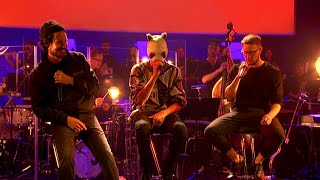CRO - Lange her (feat. Max Herre und Teesy) (Official MTV Unplugged Version)