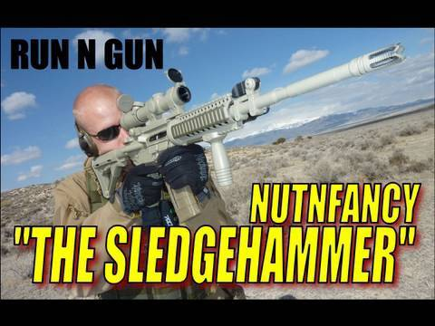 Sledgehammer RunNGun Intro Pt 2: Nutnfancy Testing Drill