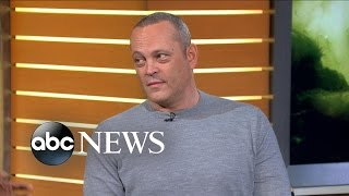 Hacksaw Ridge | Vince Vaughn Interview