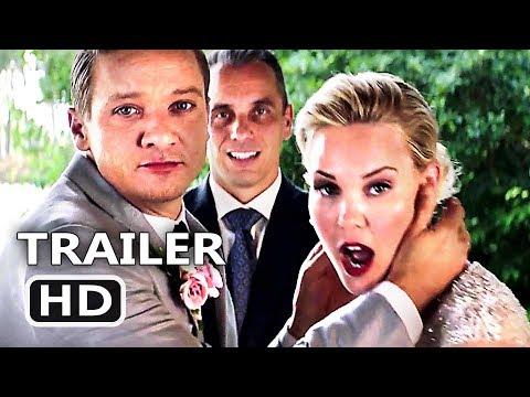 TАG Official Trailer (2018) Jeremy Renner, Isla Fisher, Jon Hamm Comedy Movie HD