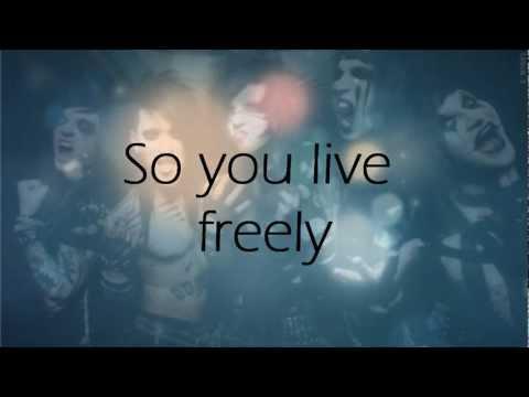 Black Veil Brides - Saviour lyrics (Official Audio HD) ╰✰╮