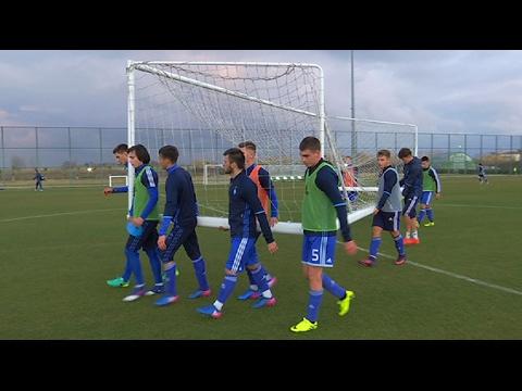 Вечірнє тренування Динамо (U-19)