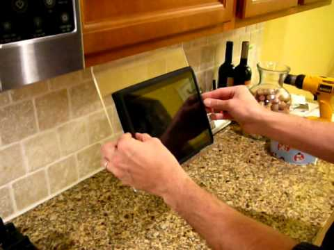 Best Kitchen iPad Rack