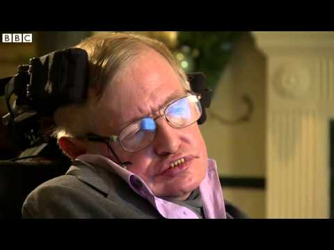 Stephen Hawking  'AI could spell end of the human race'